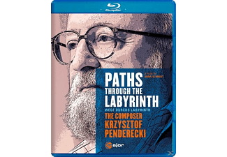 Janine Jansen Mutter - Paths Through The Labyrinth - (Blu-ray)