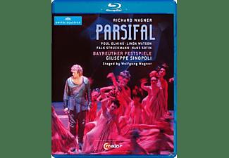 Elming/Watson/Sotin - Parsifal  - (Blu-ray)