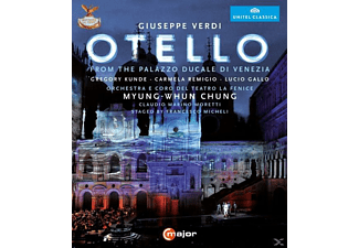 Chung/Kunde/Remigio/Gallo/Mart - Othello  - (Blu-ray)