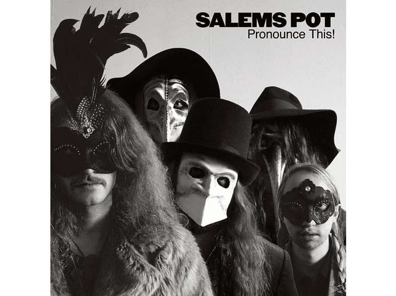 Salem's Pot - Pronounce This! [Vinyl]