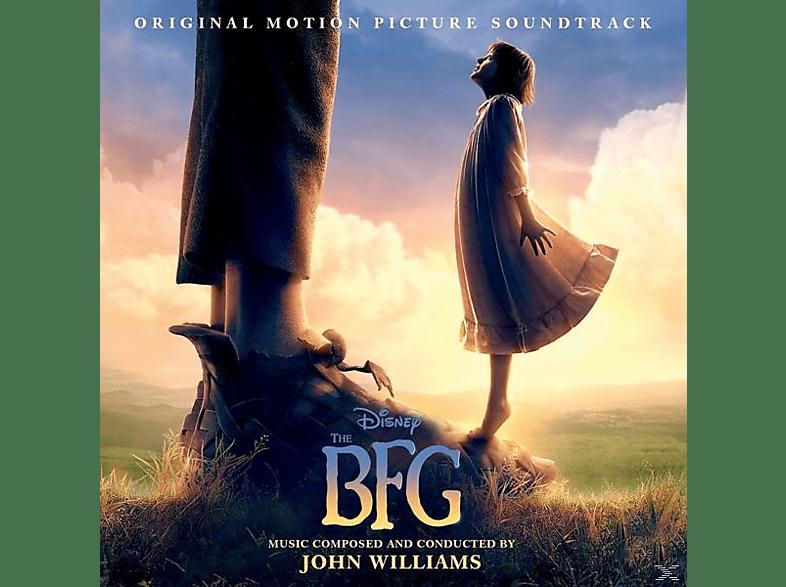 John Williams - The BFG-Big Friendly Giant [CD]