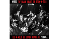 Watts - The Black Heart Of Rock'n Roll [CD]