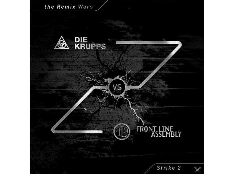 Die Krupps - Remix Wars Vol.2 [Vinyl]