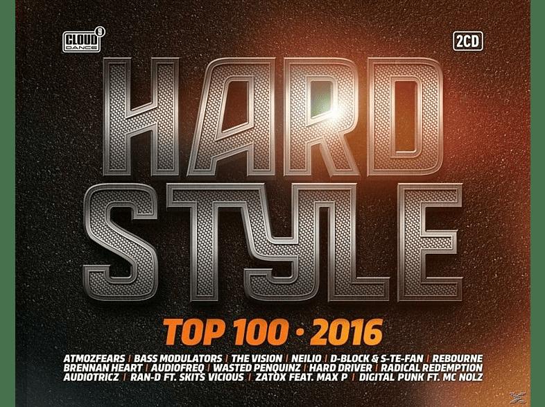 VARIOUS - Hardstyle Top 100-2016 [CD]