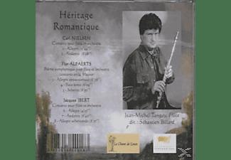 Nürnberger Symphoniker, Jean-michel Tanguy - Concerti for Flute et Orchestra (Flötenkonzerte)  - (CD)