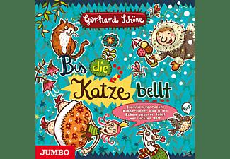 Gerhard Schöne - Bis Die Katze Bellt  - (CD)