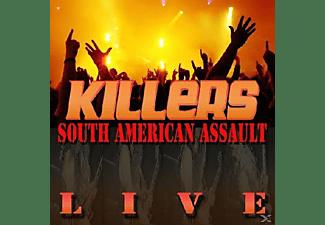 The Killers - South American Assault (Ltd.Red Vinyl)  - (Vinyl)