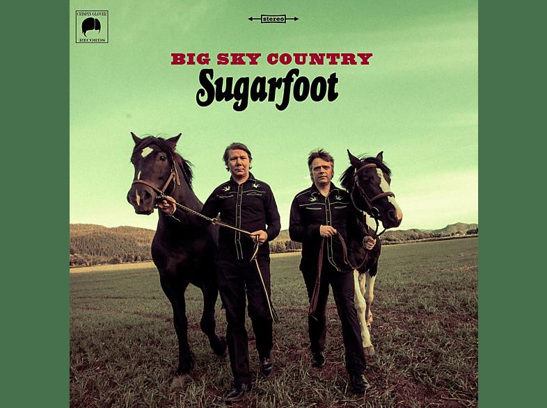 Sugarfoot - Big Sky Country (180 Gr./Double Vinyl/Incl.Cd) [LP + Bonus-CD]