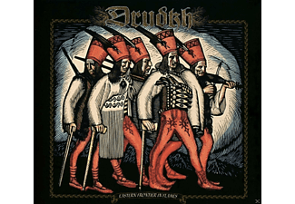 Drudkh - Eastern Frontier In Flames (Digipack) - (CD)