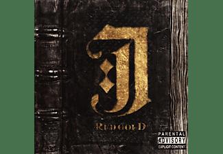I Am Revenge - Red Gold  - (CD)