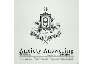 Rescuer - Anxiety Answering - (CD)