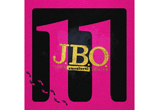 J.B.O. - 11 (Lim.CD+DVD-Digipak)  - (CD + DVD Video)