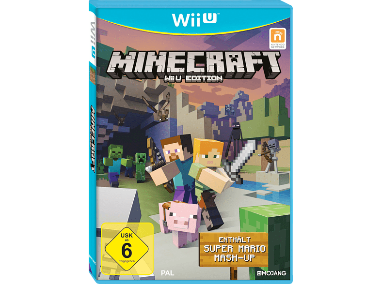 Minecraft (Wii U Edition) [Nintendo Wii U]
