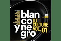 VARIOUS - Blanco Y Negro DJ Culture Vol.1 [CD]