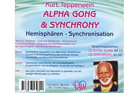 Kurt Tepperwein - Alpha Gong & Synchrony [CD]