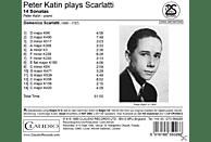 Peter Katin - Peter Katin Plays Scarlatti [DVD-Audio Album]