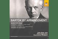 Vidor Nagy, Peter Nagy, Divertimento Budapest - Arrangements für Viola [CD]