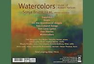 Sonja/+ Bruzauskas - Watercolors [CD]