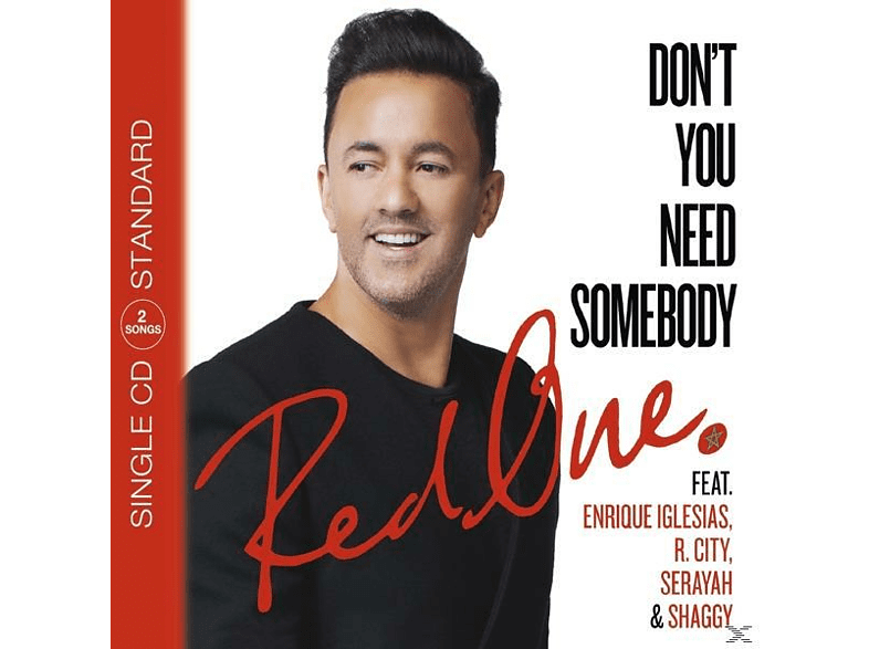 RedOne - Don't You Need Somebody (2-Track) [5 Zoll Single CD (2-Track)]