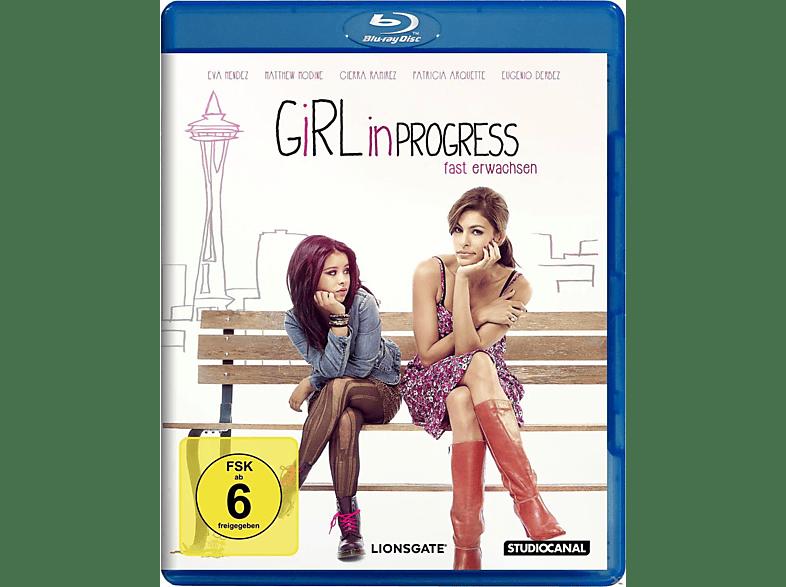 Girl in Progress - Fast erwachsen [Blu-ray]