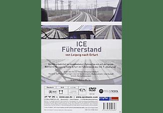 ICE Führerstand von Leipzig nach Erfurt DVD