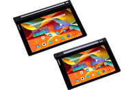 LENOVO YOGA Tab 3 10, Tablet , 16 GB, 10.1 Zoll, Schwarz
