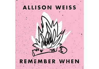 """Allison Weiss - Remember When (12"""" Black/Grey Coloured)  - (EP (analog))"""