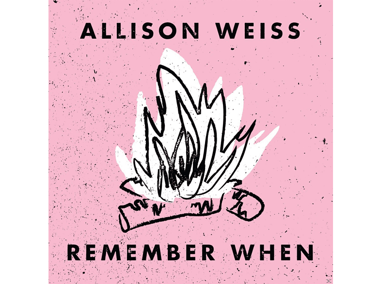 """Allison Weiss - Remember When (12"""" Black/Grey Coloured) [EP (analog)]"""