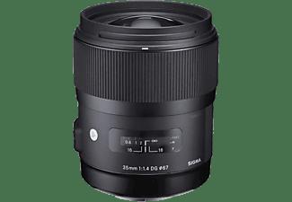 Objetivo - Sigma 35mm f/1.4 DG HSM ART para Nikon