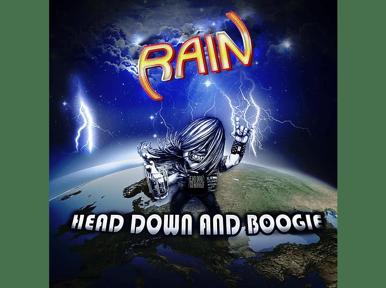 Rain - Head Down And Boogey [CD]