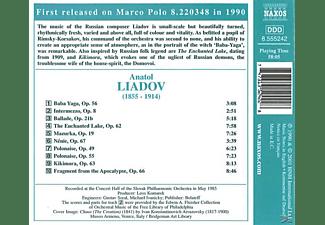 Slovak Philharmonic Orchestra - Orchesterwerke  - (CD)
