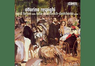 Turban - Originalkomposition für Violine und Klavier  - (CD)
