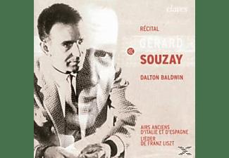 Souzay,Gerard/Baldwin,Dalton - Recital  - (CD)