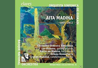 Euskadiko Orkestra Sinfonikoa - Konzerte und Orchesterwerke  - (CD)