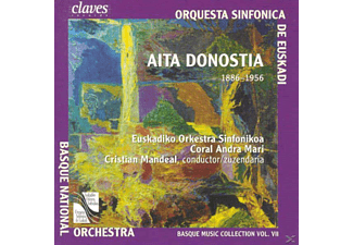 Diverse Coral Andra Mari (chor) - Orchesterwerke - (CD)