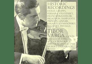 Gerald Moore, Istvan Pongracz, Miklos Schwalb, Hubert Greenslade, Tibor Varga - Historic Recordings  - (CD)