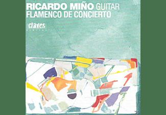 Ricardo Miño - Flamenco de Concierto  - (CD)