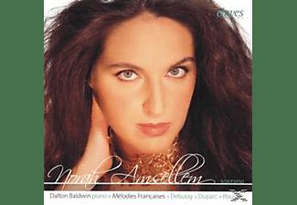 Sopran Dalton Baldwin Norah Amsellem - Liedrecital  - (CD)