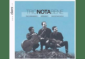 Trio Nota Bene - Klaviertrios  - (CD)