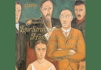 Ramuz, Gilles, Simon, Jacques, Diverse - Histoire du Soldat  - (CD)