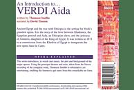 Opera Explained, David Timson - Introduction To...Aida - (CD)