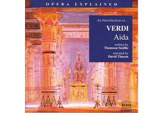 Introduction To...Aida - 1 CD - Hörbuch