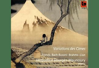 Bourges-maunoury - Gipfelwerke der Variation  - (CD)