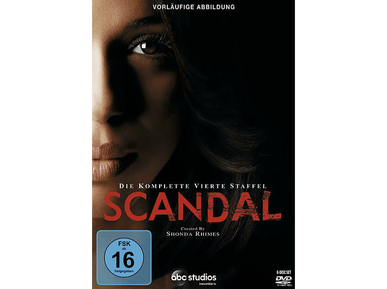Scandal - Staffel 4 [DVD]