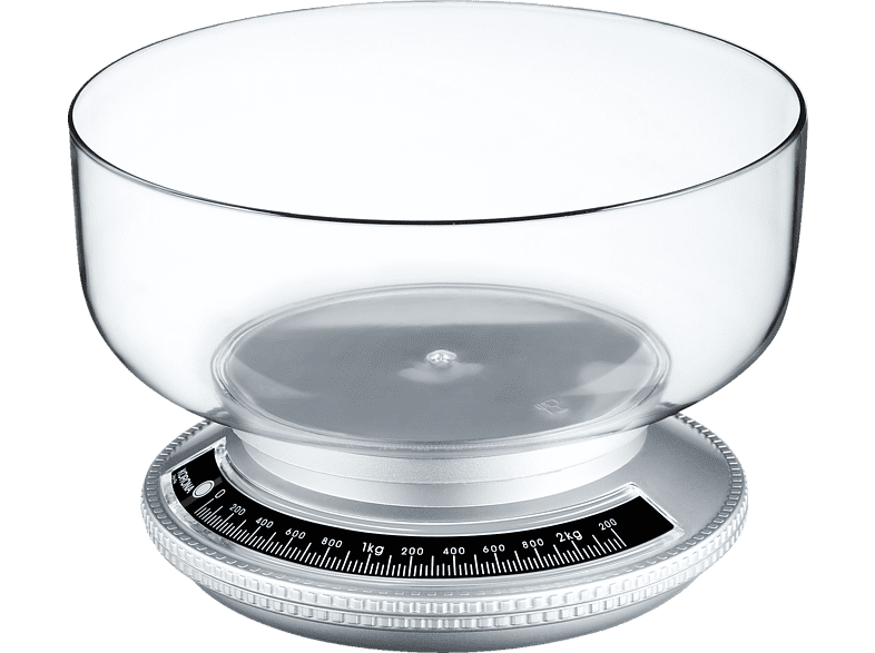KORONA 76115  Roy Küchenwaage (Max. Tragkraft: 2 kg)
