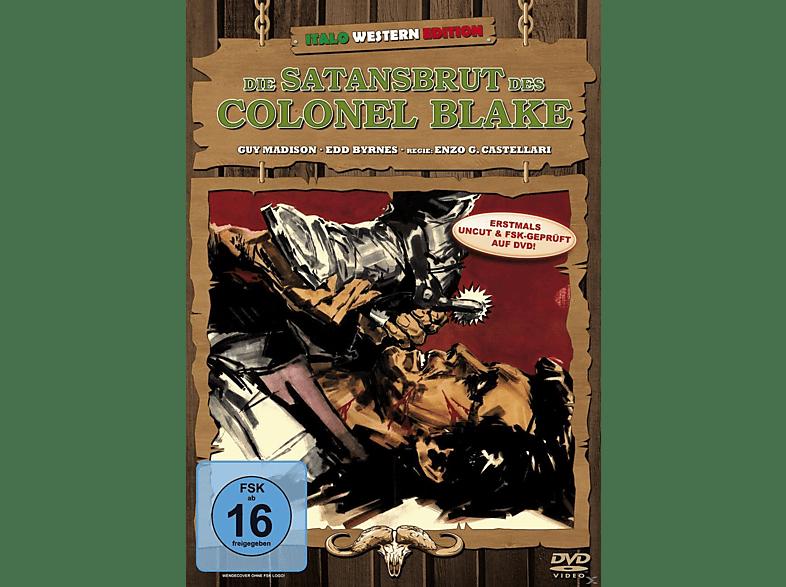 Die Satansbrut des Colonel Blake (Uncut) [DVD]