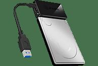 ICY BOX USB 3.0 Adapter für 2.5 Zoll, 3.5 Zoll oder 5.25 Zoll SATA Geräte