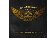 VARIOUS - 20 Years-Metal Addiction [Vinyl]