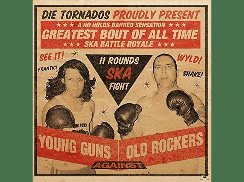The Tornados - Young Guns Against Old Rockers (Ltd.Gatefold/Bl [Vinyl]