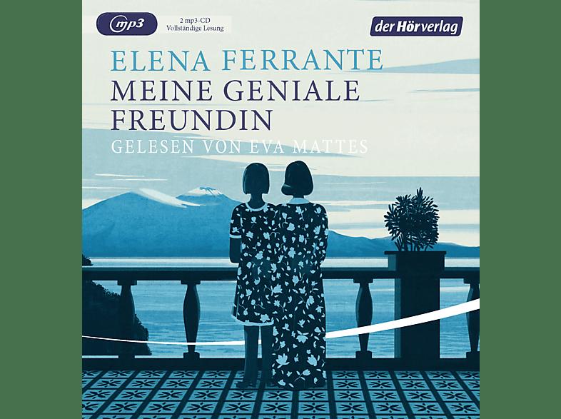 Meine geniale Freundin Band 1 der Neapolitanischen Saga: Kindheit und frühe Jugend - (MP3-CD)